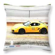 One One One Throw Pillow