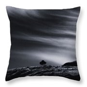 One Throw Pillow by Rod Sterling