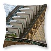One Shenton 02 Throw Pillow