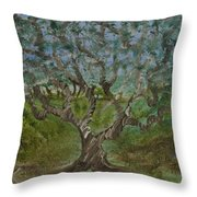 One Tree - 2 Throw Pillow