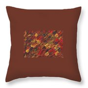 One Way Traffic Throw Pillow