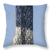 One57 157th Street Throw Pillow