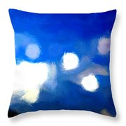 Only A Few More Days Throw Pillow