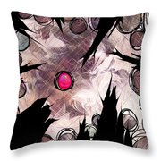 Only A Sparrow Throw Pillow