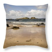 Only Clouds From Skies Throw Pillow