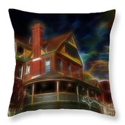 Only In Your Dreams Throw Pillow