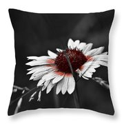 Only The Reds Throw Pillow