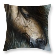 Only The Strong Survive I Throw Pillow