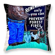 Only You... Throw Pillow