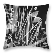 Oodles Of Noodles #3 Throw Pillow