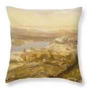 Oodypure From India Ancient Throw Pillow