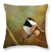 Ooooooooooo Its Magic Throw Pillow