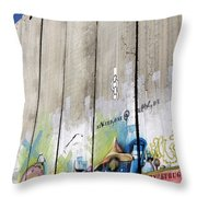 Open A Door Throw Pillow