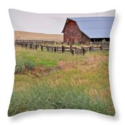 Open Range Throw Pillow