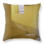 Open Spirit Throw Pillow