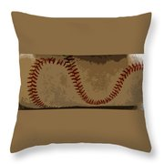 Opening Day Dream Throw Pillow