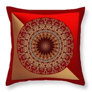 Opulent No. 1 Throw Pillow