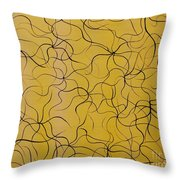 Oracles Of Light Throw Pillow