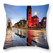 Oran Mor Reflection Throw Pillow