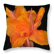 Orange Is The New Black Throw Pillow