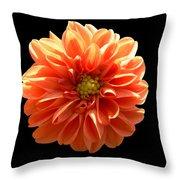 Orangeman Throw Pillow