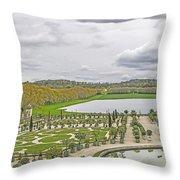 Orangerie Throw Pillow