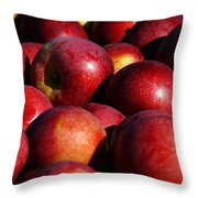 Orchard Fresh Throw Pillow