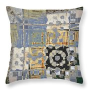 Orchards And Farms Number 2 Throw Pillow