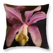 Orchid 133 Throw Pillow