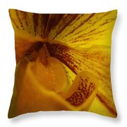 Orchid 142 Throw Pillow