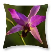 Orchid 149 Throw Pillow