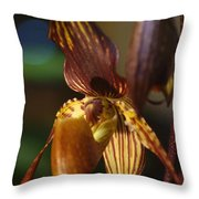 Orchid 150 Throw Pillow