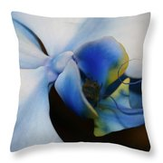 Orchid Taste Throw Pillow
