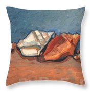 Order N The Sand Throw Pillow