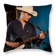 Ordinary Man Throw Pillow