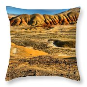 Oregon Landscape Spectacular Throw Pillow