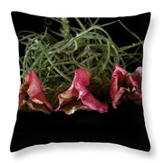 Organic Still Life 1 Throw Pillow