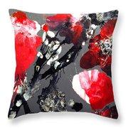 Orient Wall Throw Pillow