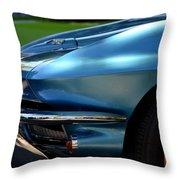 Original Stingray Throw Pillow