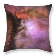 Orion In Miniature Throw Pillow