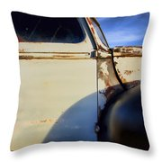 Orlando's Pickup II Throw Pillow