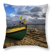 Orlowo Throw Pillow