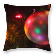 Ornaments-1942 Throw Pillow