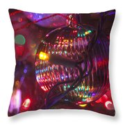 Ornaments-2038 Throw Pillow