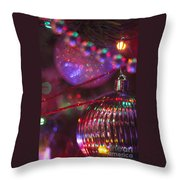 Ornaments-2052 Throw Pillow