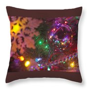 Ornaments-2090 Throw Pillow