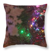 Ornaments-2096 Throw Pillow