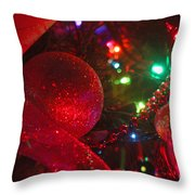 Ornaments-2107 Throw Pillow