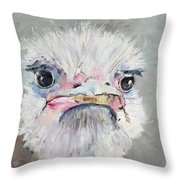 Ossie Throw Pillow