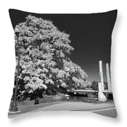 Osu Campus 9216 Throw Pillow